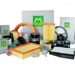 Homogénéisation de nos emballages filtration !